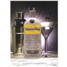 ULTRA FOR MEN MAGAZINE Absolut Vodka Parody Ad