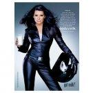 DANICA PATRICK got milk? Milk Mustache Magazine Ad © 2009