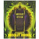 ABSOLUT ROOKE Vodka Magazine Ad