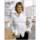MARTHA STEWART IN HER KITCHEN got milk? Milk Mustache Magazine Ad © 2008