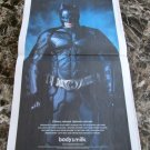 BATMAN THE DARK KNIGHT got milk? USA Today Newspaper Full-Page Ad 2008