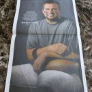 BEN ROETHLISBERGER got milk? Milk Mustache USA Today Full-Page Newspaper Ad 2009