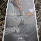 "SHAQUILLE O'NEAL ""HERE'S TO RETIREMENT"" got milk? USA Today Newspaper Ad 2011"