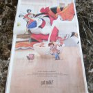 Tony the Tiger SNAP CRACKLE POP & MINI got milk? USA Today Newspaper Ad 2012