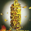 ABSOLUT CITRON Vodka Magazine Ad BUTTERFLIES