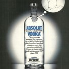 ABSOLUT DREAM Vodka Magazine Ad