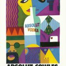 ABSOLUT COWLES Wholesaler's Reference Manual Page Ad Description & Locations