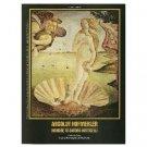 "ABSOLUT HOFMEKLER Vodka Magazine Ad ""Birth of Venus"" by Ori Hofmekler"