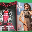 ABSOLUT RELEASE UNLEASHED BY DMOTE Spectacular Australian Vodka Magazine Ad RARE