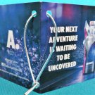 ABSOLUT UNCOVER Bottle Neck Tag