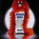 ABSOLUT ST. PAULI German Vodka Magazine Ad