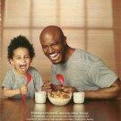 TAYE & WALKER DIGGS got milk? Milk Mustache Magazine Ad © 2013