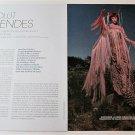 ABSOLUT LEGENDES Jean-Paul Gaultier Vodka Magazine Ad/Article 9 PAGES 8 IMAGES