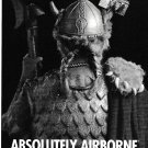 ABSOLUTELY AIRBORNE Fake Absolut Vodka Magazine Ad
