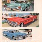 1959 PONTIAC PARISIENNE Magazine Ad TRIM...TAILORED...TERRIFIC Canadian