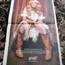 CARRIE UNDERWOOD got milk? Milk Mustache Full-Page USA Today Newspaper Ad 2006