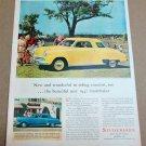 1947 STUDEBAKER CHAMPION REGAL DE LUXE 5-PASSENGER COUPE Magazine Advertisement