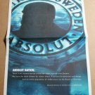 ABSOLUT NATION Large-Size USA Today Newspaper Ad June 17, 2003