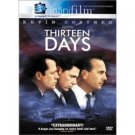 Thirteen Days (Infinifilm Edition) (2001) New Factory Sealed