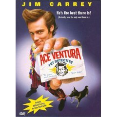 Ace Ventura - Pet Detective (1994) New Factory Sealed