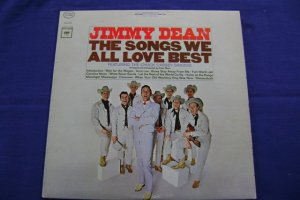 Jimmy Dean-THE SONGS WE ALL LOVE BEST (1964)