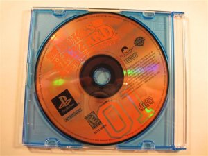 The Dukes of Hazzard Racing for Home PlayStation Disc Only in jewel case.