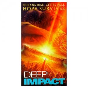 Deep Impact [VHS] (1998)