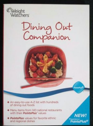 Weight Watchers - Dining Out Companion (Book)