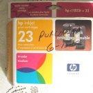 HP Inkjet 23 Dated July 2003 – #012516