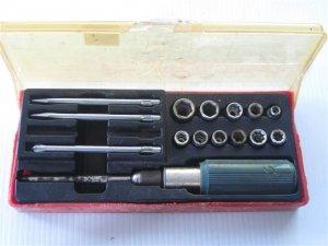 Socket Set A - $5.
