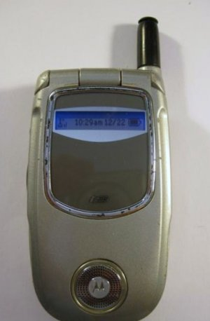 MOTOROLA i730 #2 (Not Working)