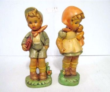 Hummel Type Figurines # 2 042013