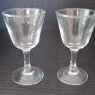Cocktail Glasses #2 aka Martini Glasses - No Design – 052813