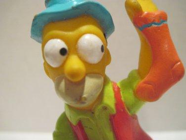 Homer Simpson 1990 Vintage Toy 030114