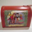 Mini Mail Box Red 031114