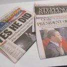 Obama Elected Ocala Newspaper 110508