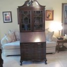Antique Secretary Desk #041014