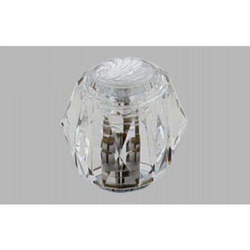 Delta Faucet Clear Knob Handle (New) 080114