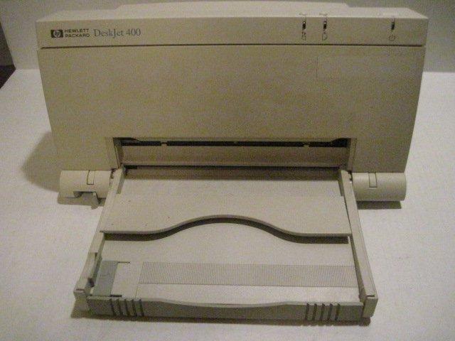 HP Deskjet 400 Printer Model C2642A 080814