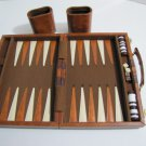 Backgammon Travel Game Vintage 011515