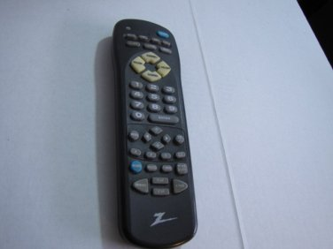 Zenith Remote Control MBR3447Z 012215