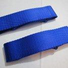 Gait Belt Handles - New- Pair (2) Blue 013115