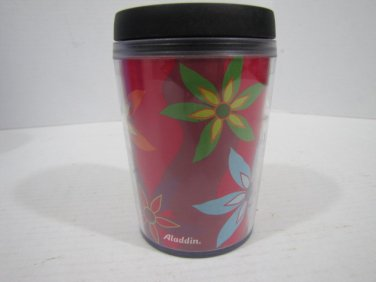 Aladdin Mug 8 oz. Floral Design #051616