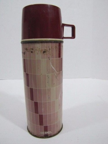 THERMOS Pink Tile Vintage #070616
