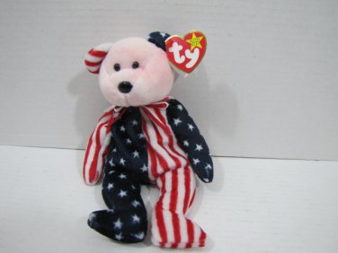 Beanie Baby Spangle Pink Face Our # 091316