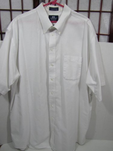 Shirt Men�s Stafford Size 19 #072017