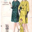 Vintage Pattern Vogue 5505 Dress and Jacket 60s Size 12 B32