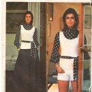 Vintage Pattern Vogue 2551 Couturier Valentino Wardrobe 70s Size 10 B32.5