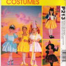 Costume  Pattern McCall's P213 Childrens and Gilrl Storybook All Size 3-8 UNCUT