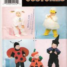 Costume Pattern Simplicity 0638 Toddler, Children Size 6 mos - 4 UNCUT